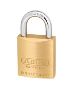 how to break a lockwood padlock