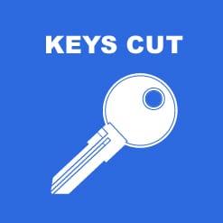 Keys Cut To Code for lost keys