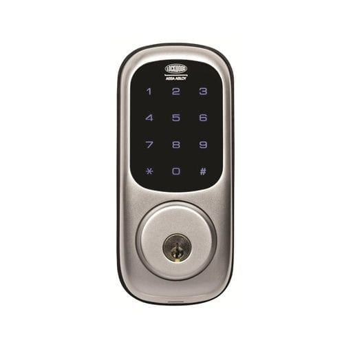 Lockwood Wireless Digital Deadbolt Class Locksmiths