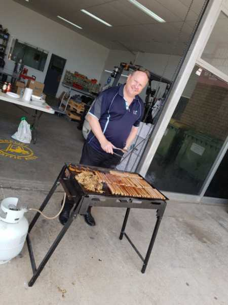 LSC BBQ for CLASS staff
