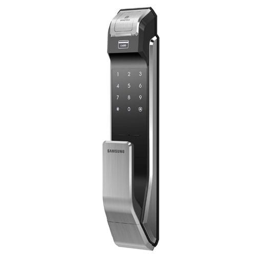 Samsung P718 Fingerprint Lock