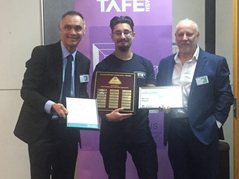 Locksmith Apprentice of the Year 2017