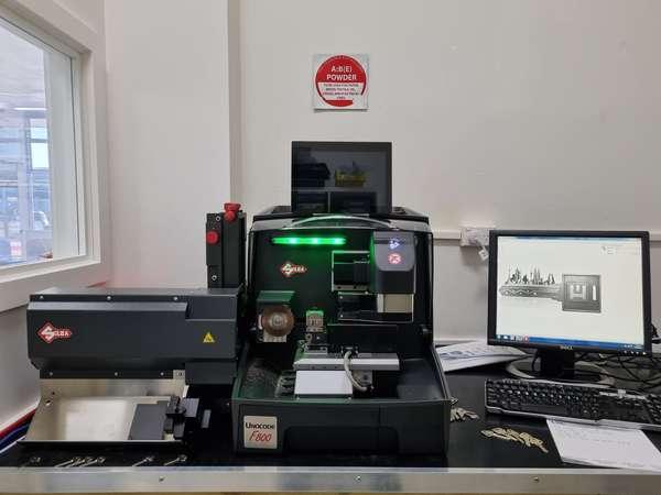 Latest electronic key cutting technology